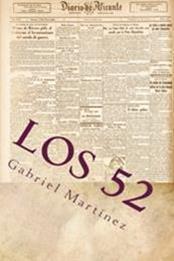 descargar epub Los 52 – Autor Gabriel Martínez gratis