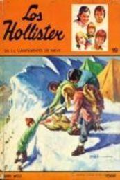 descargar epub Los Hollister en el campamento de nieve – Autor Jerry West
