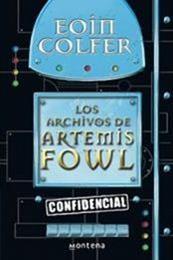 descargar epub Los archivos de Artemis Fowl – Autor Eoin Colfer