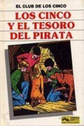 descargar epub Los cinco y el tesoro del pirata – Autor Claude Voilier