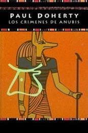 descargar epub Los crímenes de Anubis – Autor Paul C. Doherty gratis