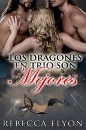 descargar epub Los dragones en tríos son mejores – Autor Rebecca Elyon