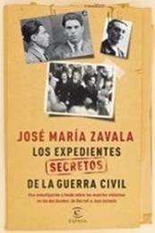 descargar epub Los expedientes secretos  de la Guerra Civil – Autor José María Zavala