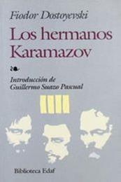 descargar epub Los hermanos Karamazov – Autor Fiódor Dostoyevski gratis