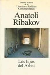 descargar epub Los hijos del Arbat – Autor Anatoli Rybakov