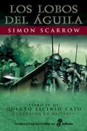 descargar epub Los lobos del aguila – Autor Simon Scarrow gratis