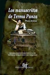 descargar epub Los manuscritos de Teresa Panza – Autor Paco Arenas