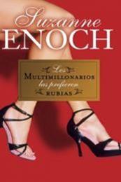 descargar epub Los multimillonarios las prefieren rubias – Autor Suzanne Enoch