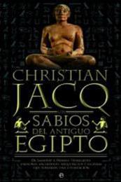 descargar epub Los sabios del antiguo Egipto – Autor Christian Jacq gratis