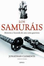 descargar epub Los samuráis – Autor Jonathan Celments