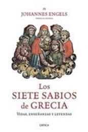 descargar epub Los siete sabios de Grecia – Autor Johannes Engels