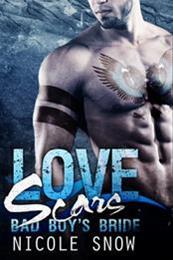 descargar epub Love scars: Bad boys bride – Autor Nicole Snow