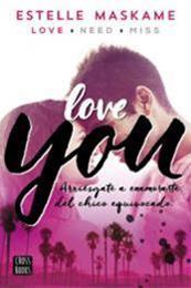 descargar epub Love you – Autor Estelle Maskame