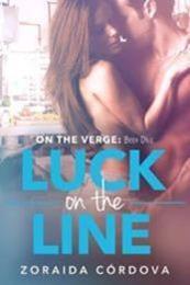 descargar epub Luck on the line – Autor Zoraida Córdova