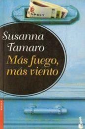 descargar epub Más fuego, más viento – Autor Susanna Tamaro
