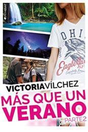 descargar epub Más que un verano II – Autor Victoria Vílchez