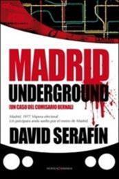 descargar epub Madrid underground – Autor David Serafín
