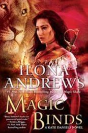 descargar epub Magic binds – Autor Ilona Andrews