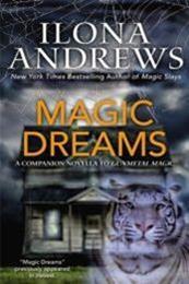 descargar epub Magic dreams – Autor Ilona Andrews