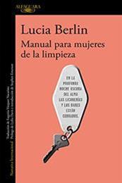 descargar epub Manual para mujeres de la limpieza – Autor Lucia Berlin
