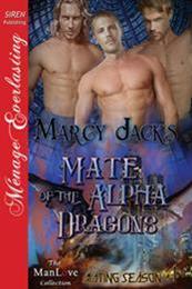 descargar epub Mate of the alpha dragons – Autor Marcy Jacks gratis