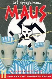 descargar epub Maus, historia de un sobreviviente: Y aquí comenzaron mis problemas – Autor Art Spiegelman