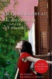 descargar epub Me encontrarás en el fin del mundo – Autor Nicolas Barreau