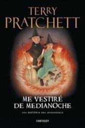 descargar epub Me vestiré de medianoche – Autor Terry Pratchett