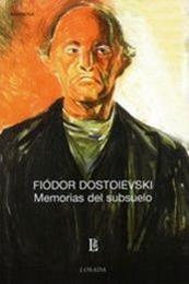 descargar epub Memorias del subsuelo – Autor Fiódor Dostoyevski gratis