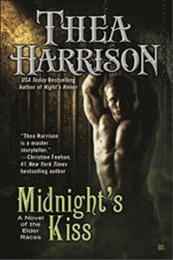 descargar epub Midnight's Kiss – Autor Thea Harrison