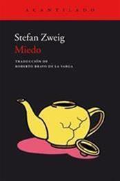 descargar epub Miedo – Autor Stefan Zweig gratis