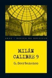descargar epub Milán, calibre 9 – Autor Giorgio Scerbanenco