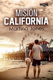 descargar epub Misión California – Autor Martina Jones