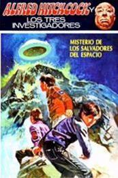 descargar epub Misterio de los salvadores del espacio – Autor M. V. Carey