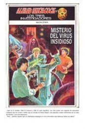 descargar epub Misterio del virus insidioso – Autor Alfred Hitchcock