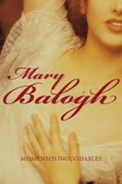 descargar epub Momentos inolvidables – Autor Mary Balogh