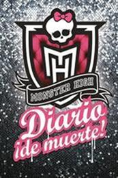 descargar epub Monster High. Diario ¡de muerte! – Autor Lisi Harrison