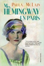 descargar epub Mrs. Hemingway en París – Autor Paula McLain