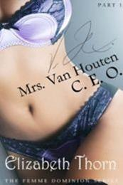descargar epub Mrs. Van Houten, CEO – Autor Elizabeth Thorn