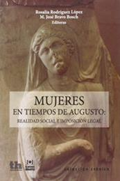 descargar epub Mujeres en tiempos de Augusto – Autor M. José Bravo Bosch;Rosalía Rodríguez López