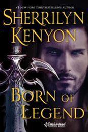 descargar epub Nacido de la leyenda – Autor Sherrilyn Kenyon gratis