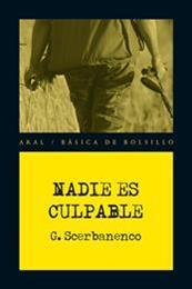 descargar epub Nadie es culpable – Autor Giorgio Scerbanenco gratis