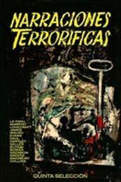 descargar epub Narraciones terroríficas V – Autor Varios autores