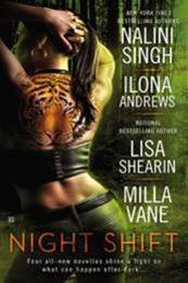 descargar epub Night Shift – Autor Nalini Singh gratis