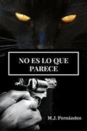 descargar epub No es lo que parece: Un caso del inspector Salazar – Autor M.J. Fernández gratis