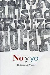 descargar epub No y yo – Autor Delphine de Vigan