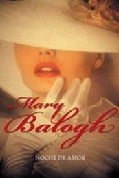 descargar epub Noche de amor – Autor Mary Balogh