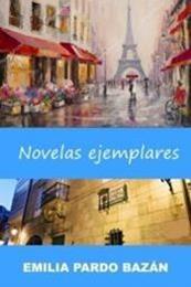 descargar epub Novelas ejemplares – Autor Emilia Pardo Bazán