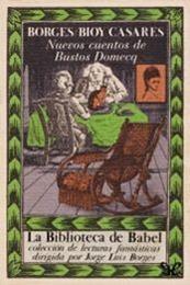 descargar epub Nuevos cuentos de Bustos Domecq – Autor Adolfo Bioy Casares;Jorge Luis Borges gratis
