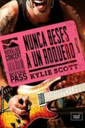 descargar epub Nunca beses a un roquero – Autor Kylie Scott